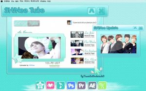 SHINee Internet World by TaeminInWonderlandxD
