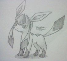 Glaceon 8 by Bluekiss131