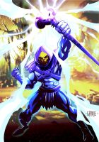 Skeletor by johnnymorbius