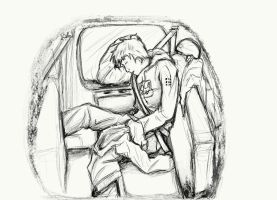 The Car Ride Home by twinklytoes-bunny
