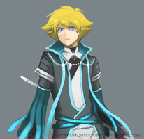 BEYBLADE - Cleric Max Alt. by SlumberPoppy