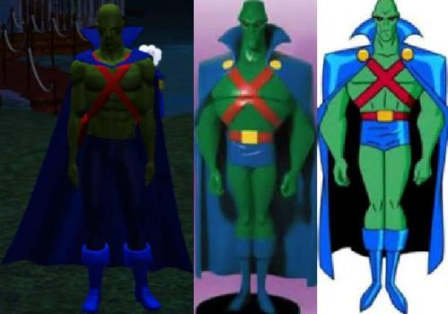 Martian manhunter by Alberta360