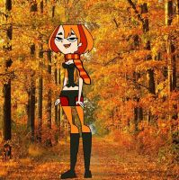 The Fall Leaves by TotalDramaIslandClub