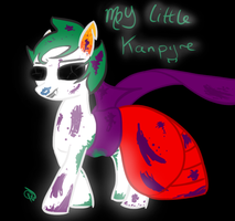 My Little Kanpyre by PenChaft