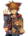 Sora through the games  by rgs7256