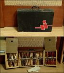 My woodworking chisel box... by Yancis