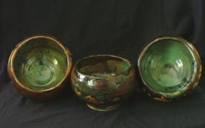 another set of soup bowls 2 by Marcusstratus