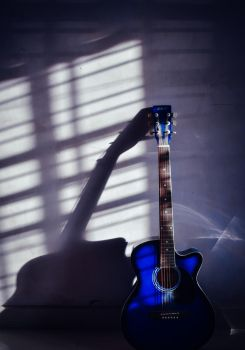 The Guitar by CreativePsych