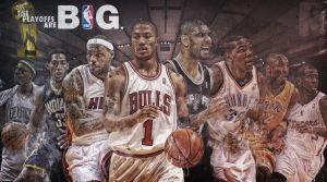 NBA Playoffs 2012 by RGray525