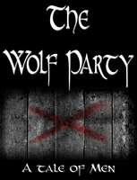 The Wolf Party Cover - NaNoWriMo by Da-Vos