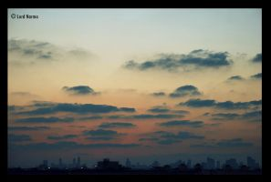 After Sunset by uae4u