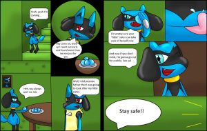 Behind Blue Eyes~ page 3-4 by Silvernazo