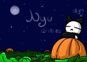 Waiting for the Great Pumpkin by nyu