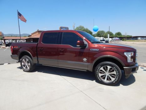 2015 Ford F150 King Ranch SuperCrew by TheHunteroftheUndead