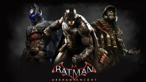 Batman Arkham Knight - Wallpaper 4 by Ashish-Kumar