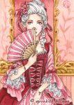 Ruby ACEO by MeredithDillman