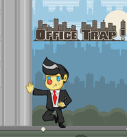 Office Trap Character by Pliavi