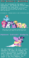 Psychoanalysis of the Mane 6 Part 1 by WublessFeat