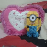3D Origami Minion by Taimagroo