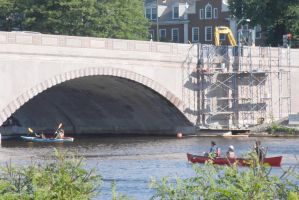 Kayaking and Canoing On the Charles, Summer Day 6 by Miss-Tbones