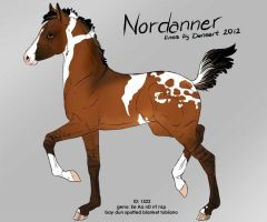 ID: 1522 Nordanner Foal by Templado