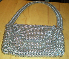 Chainmail Purse by Stewie56