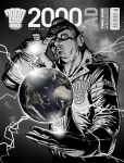 2000ad Cover rough Prog 1650 by westonfront