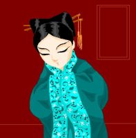 little china girl by xryss