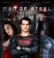 Man of Steel 2: Trinity by renstar71
