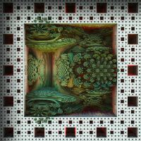 Claustrophobia by Infinite Rooms by MANDELWERK