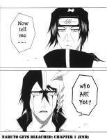 Naruto Gets Bleached! : Chapter 1  (FINAL pg. 22) by NateParedes44