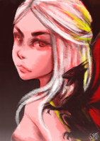 Dany sketch by Ka-ou