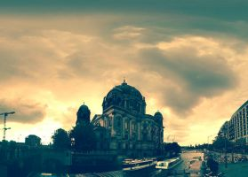 Berlin Cathedral by D-stractor