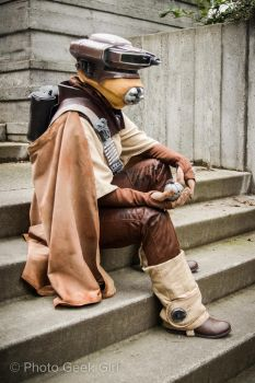 Boushh Cosplay by E-The-Zombie