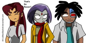TT- Thats so Raven? by NeoSlashott