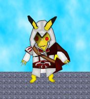 Pikachu's Creed (Assassin's Creed Pikachu) by bobdotexe