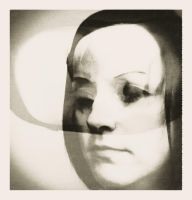 Holga Ghost :face2: by DrCaligari