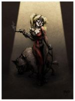 Harley's Pet by Chansey123