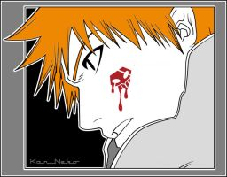 +Bleach+Ichigo+VECTOR by KariNeko