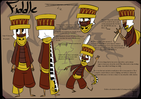 Fiddle Reference sheet - WL by IdleThreats