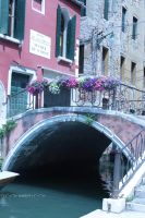 A small bridge in Venice (Venezia, Italia) by Khrys90