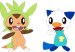 something about these pokemon by Jeffery-Cat