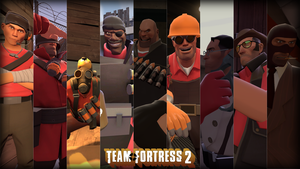 Team Fortress 2 by cnex5