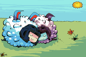 Sheepers by Humblebot