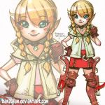 Linkle by Banzchan