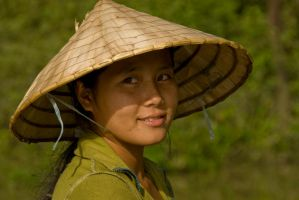 fisher women 3 - Laos by sevenths