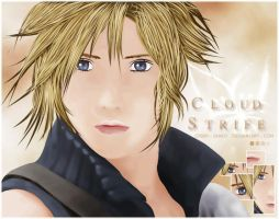 FFAC: Cloud Strife by Cyber-Shady