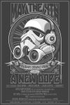 Poster design for a Star Wars themed event. by KStewartX4