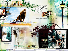 The Chronicles of Narnia by nuintincowen