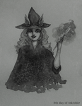Witch by AndyMuffinm